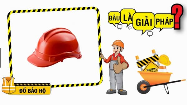 An toàn lao động là trên hết!