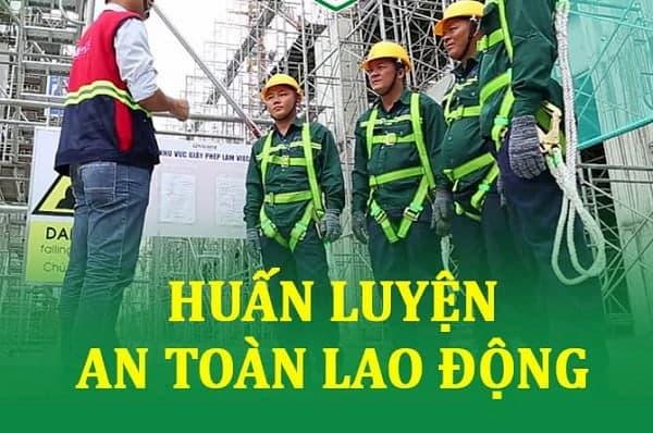 AGK là trung tâm huấn luyện an toàn vệ sinh lao động uy tín hàng đầu Việt Nam