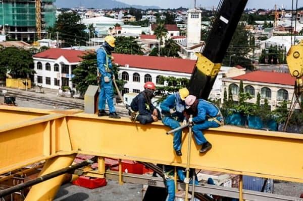 Lĩnh vực xây dựng luôn tiềm ẩn nhiều rủi ro
