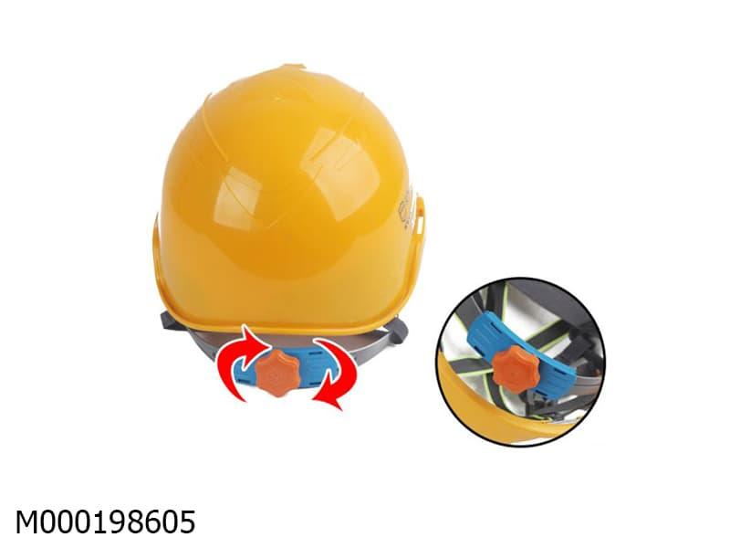 Mũ bảo hộ kiểu mũ bảo hiểm xe máy Hàn Quốc KJH-G02 màu vàng