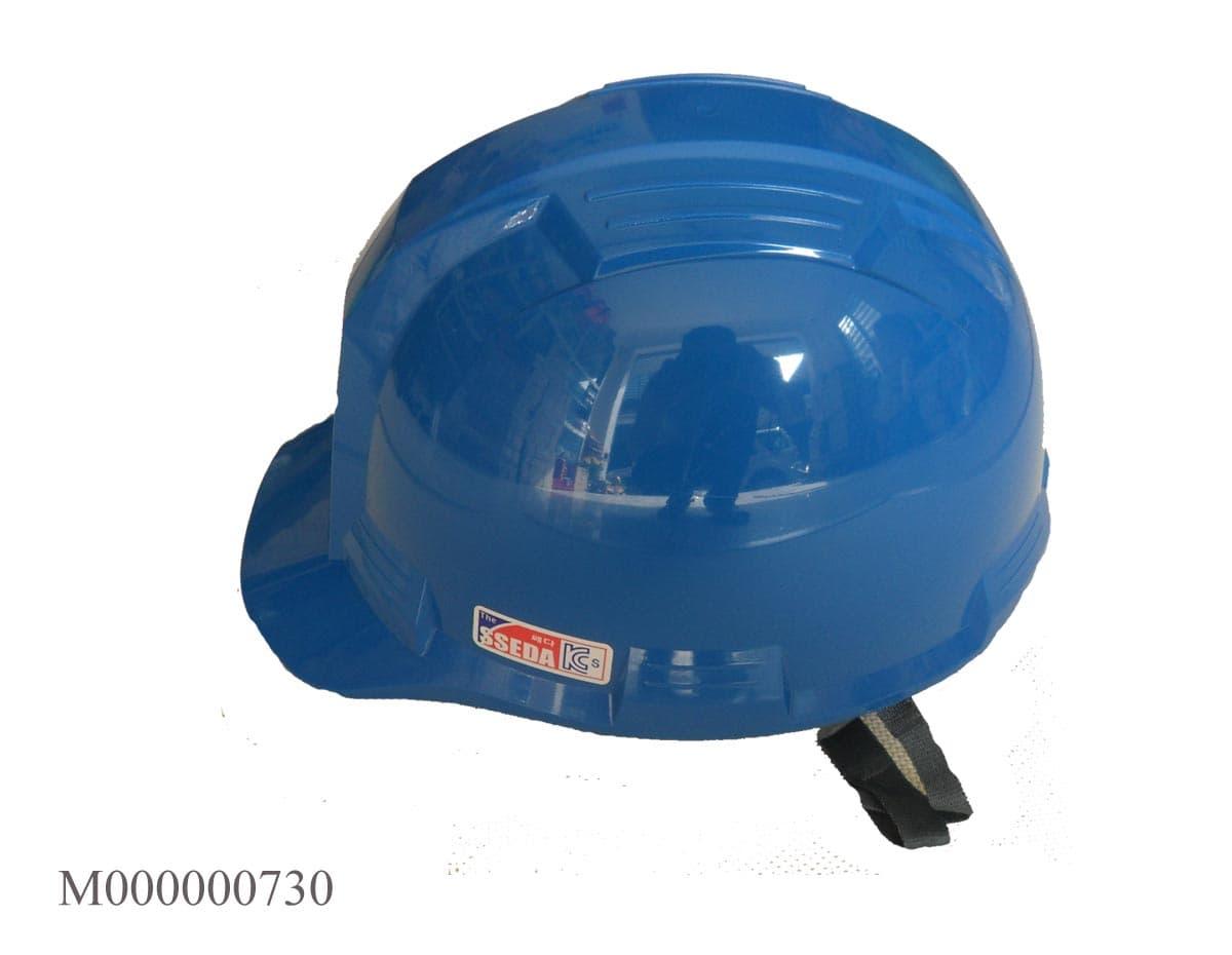 Mũ an toàn SSEDA Hàn Quốc màu xanh