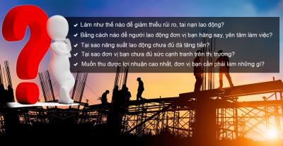 Huấn Luyện An Toàn Lao Động nhóm 1,2,3,4,5,6 tại Huyện Nhà Bè Tp.HCM