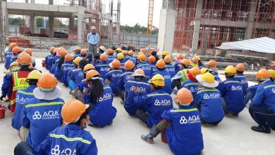 Tin tức : Công tác An toàn vệ sinh lao động cần đi vào chiều sâu