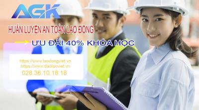 Huấn luyện An toàn lao động tại Công ty cổ phần xây dựng Xuân Quang